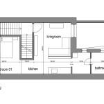 groundplan 1.floor Gund.10